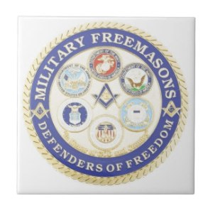 Military Freemason